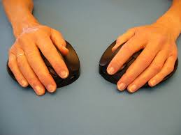 Left, right hand mouse