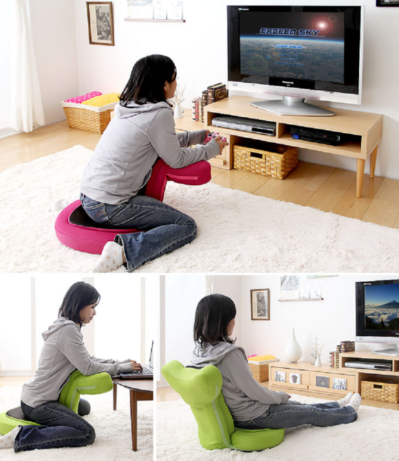 Is the New Japanese Gaming Chair Really Ergonomic? & Is the New Japanese Gaming Chair Really Ergonomic? - ErgoDirect Blog