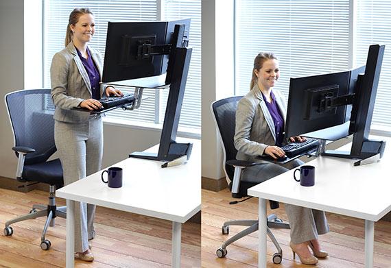 4 Benefits Of Multi Monitor Mounts Ergodirect Blog