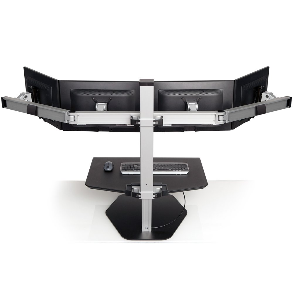 4 Benefits Of Multi Monitor Mounts Ergodirect Blog