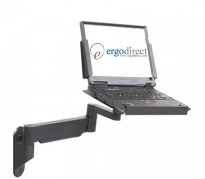 Height Adjustable Laptop Arm Wall or Desk Mount ED7F77