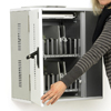 Laptop Storage Slot of Anthro TAB20SS/PW Secure 20 Unit Tablet Charging Cabinet