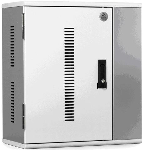 Anthro TAB20SS/PW Locking 20 Unit Secure Tablet Charging Cabinet