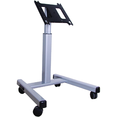 Chief MFM6000B or MFM6000S Flat Panel Confidence Monitor Cart