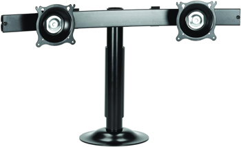 Chief KTG220 Grommet Desk Mount Flat Panel Dual Horizontal Monitor LCD Arm