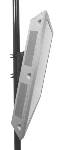 "Chief TPM-2000B Large (42""-71"") Tilt Pole Mount (without interface)"