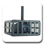 Chief PG1A or PG1AW Large Projector Guard Security Cage