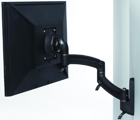 Dual Wall Dual Arm Wall Mount