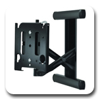 "Chief MIWRFUB Universal No Profile In-Wall Swing Arm Mount for 30"" to 50"" Displays"