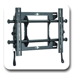 Chief MTAU FUSION Universal Flat Panel Tilt Video Wall Mount Black