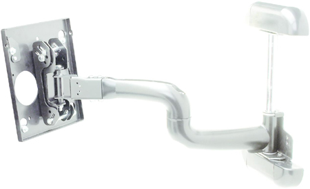 "Chief MWHUB or MWHUS Flat Panel Swing Arm Wall Mount up to 42"" Displays"