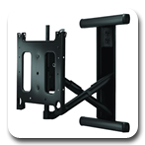 "Chief PIWRFUB Flat Panel In-Wall Swing Arm Mount for 42"" to 71"" LCD LED Displays"