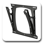 "Chief PRO16 Flat Panel Portrait Lockable Tilt Wall Mount for 37"" to 65"" TV LCD LED Displays"
