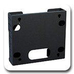 Chief PWCU Flat Panel Tilt Wall Mount with CPU Storage up to 63 inch Displays