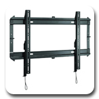"Chief RLF2 Low Profile Hinge Fixed Wall Mount for 32"" to 52""LCD Displays"