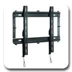 "Chief RMF2 Low Profile Hinge Fixed Wall Mount for 26"" to 42"" Displays"