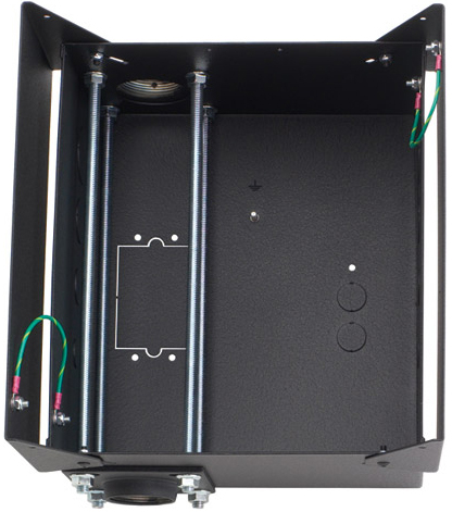 Chief CMA160 Electrical Storage Enclosure Black