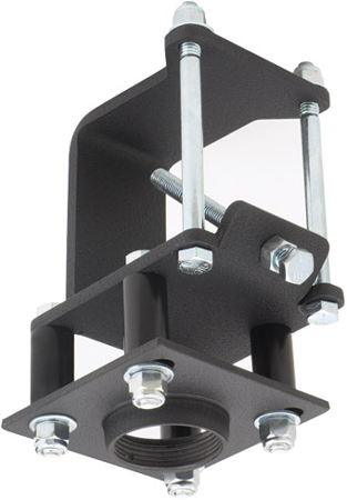 Chief CMA-362 C-Clamp Structural Adapter Black