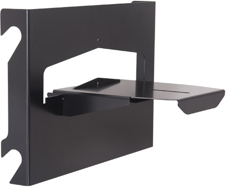 "Chief FVS-300 FUSION 8"" In-Line Video Conferencing Camera Shelf Black"
