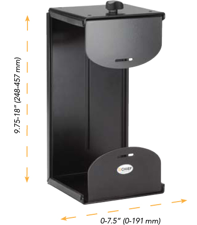 Chief KSA1020 CPU Wall or Desk Mount