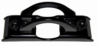 Chief KTA1003B Array Dual Pole Clamp Black