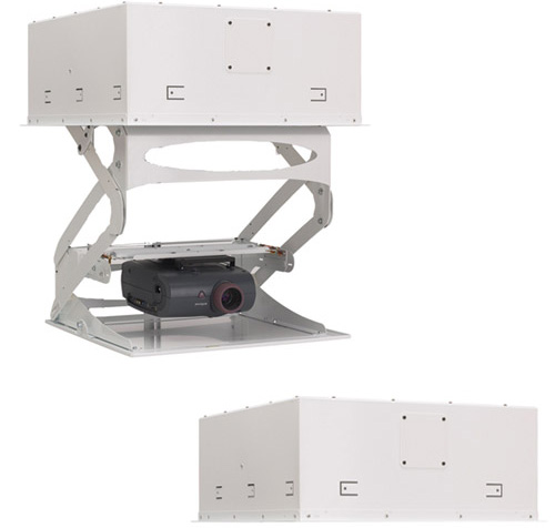 "Chief SL236FD Smart Lift Automated Projector Mount for Fixed Ceiling - 36"" Extension"