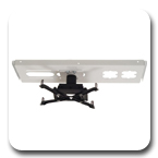 Chief KITPS003 Projector Ceiling Mount Kit Black
