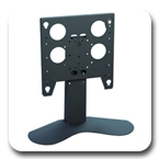 Chief PTSU Flat Panel Table Stand for 32 to 50 inch Large Displays