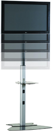 "Chief MF1UB or MF1US Medium Display Floor Stand (30-55"")"