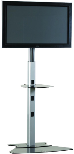 Chief MF16000B or MF16000S Floor Stand Mount for 30 to 55 inch Flat Panel Displays