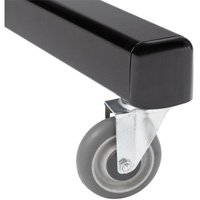 Chief PAC775 Flat Panel Outdoor Cart Casters