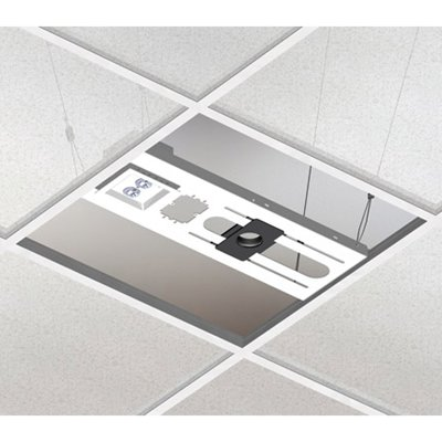 Chief Cms440p Lightweight Suspended Ceiling Kit Power Outlet