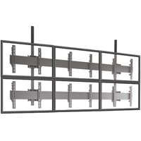Chief Lcm3x2u Fusion Large Ceiling Mounted 3x2 Video Wall