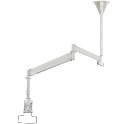 "Cotytech CM-M25 Long Reach (up to 73"") Ceiling Mount Medical Arm"