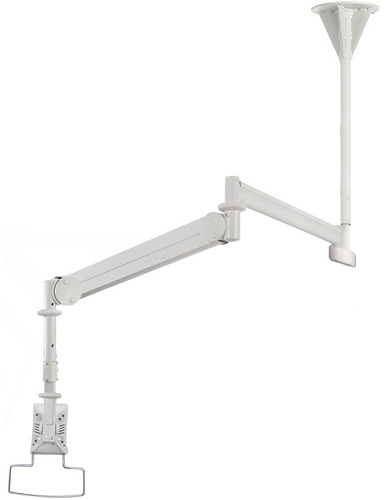 Cotytech CM M23 Long Reach LED Ceiling Mount Medical Arm up to 13.2 lbs