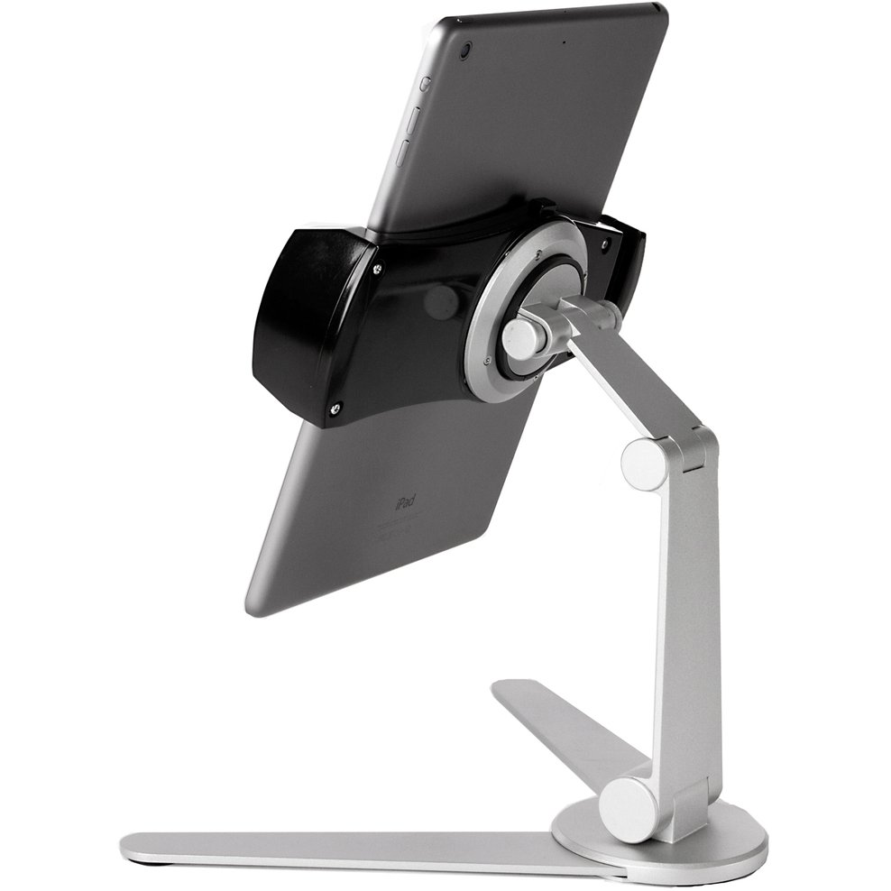 Ergotech Triple Monitor Desk Arm Ergotech Triple Monitor Desk Stand