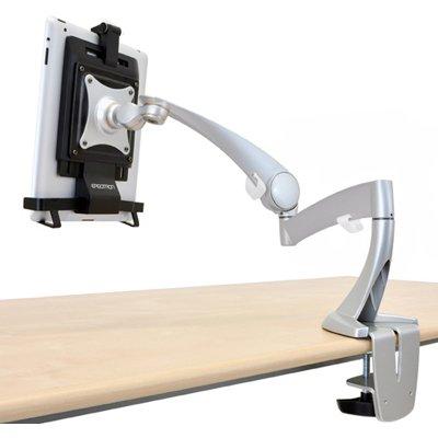Back View Of Ergotron 45 174 300 Neo Flex LCD Desk Mount Arm