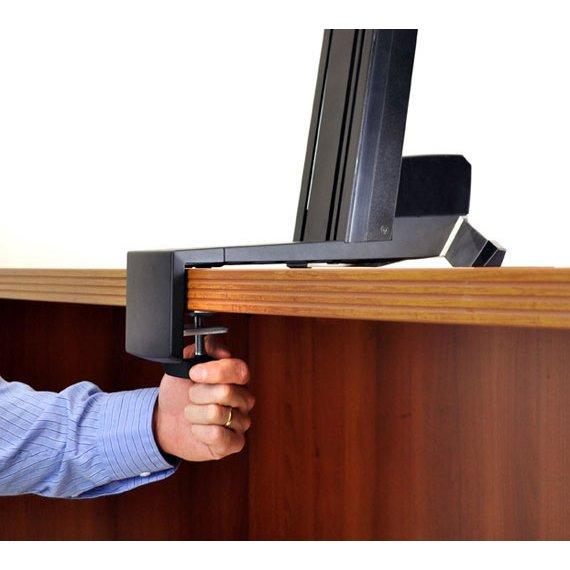 Standing Desk 33 349 200 Ergotron Workfit S Dual Monitor