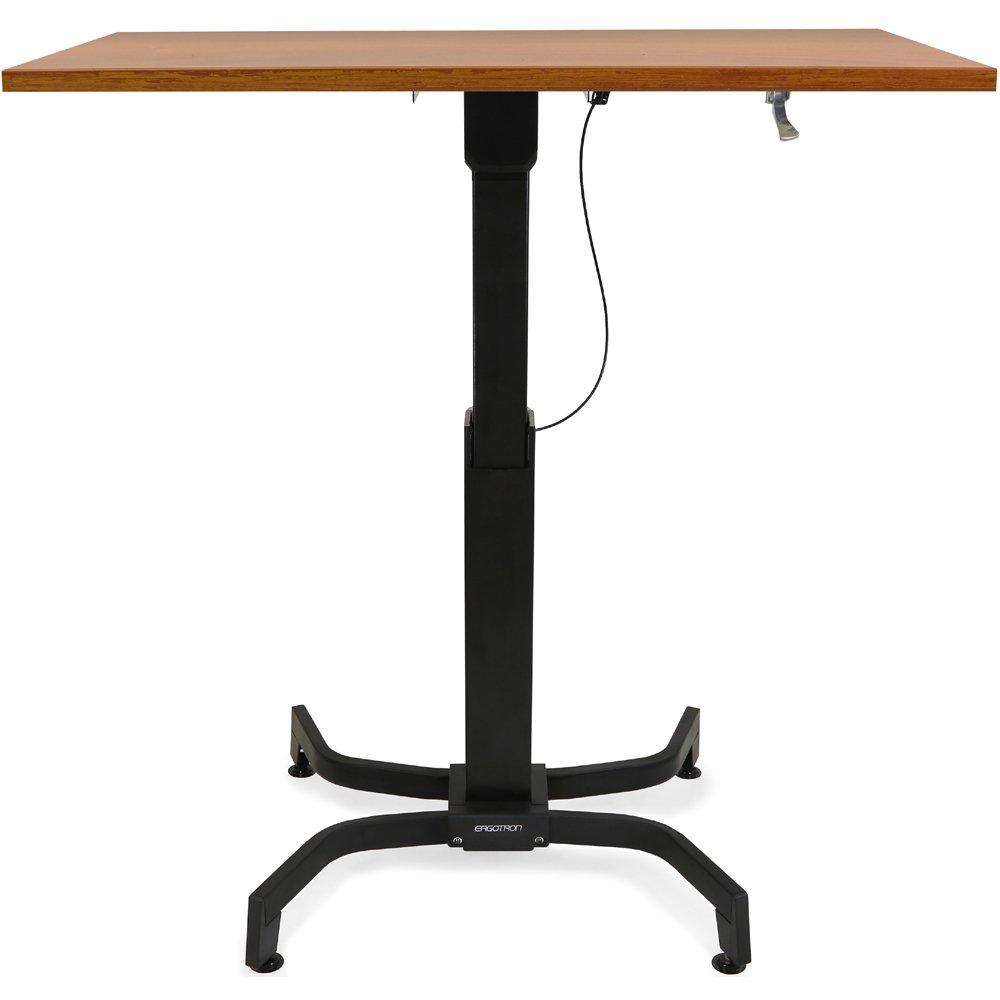Sit Stand Base Ergotron 24 387 200 Workfit B