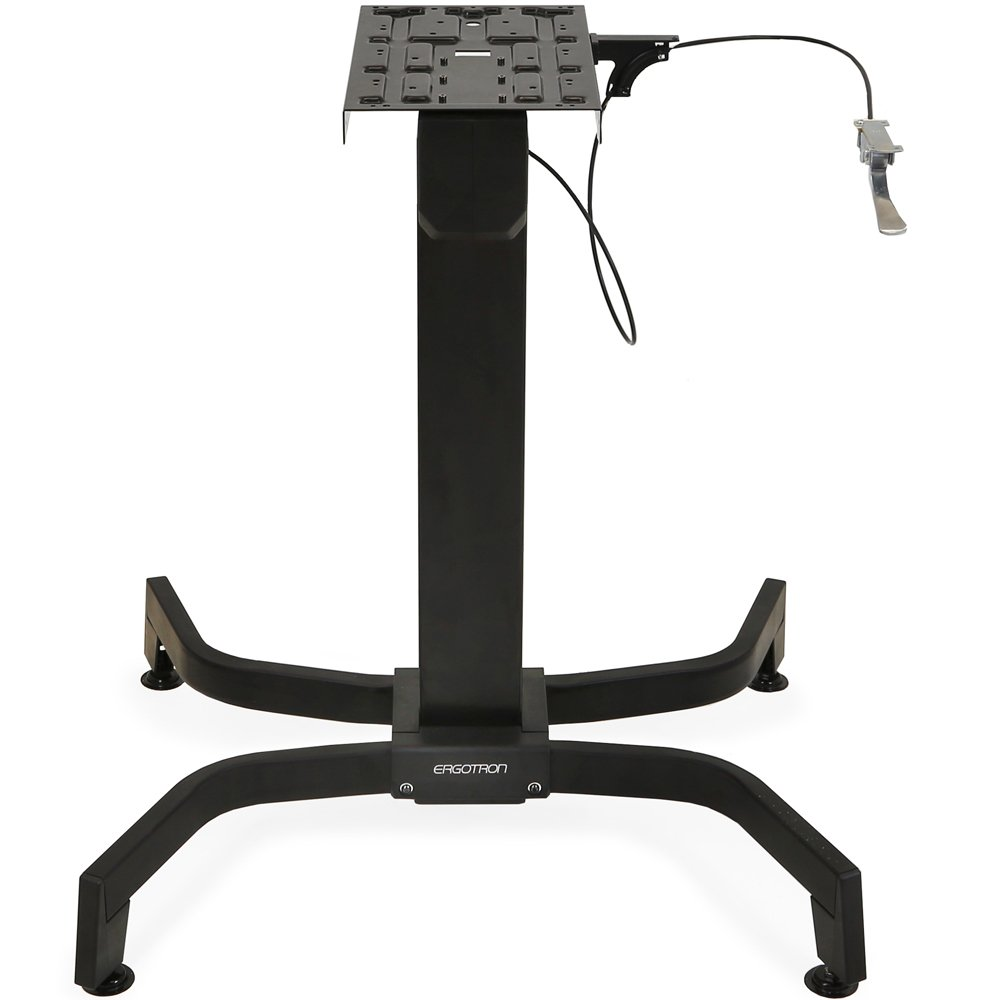 Sit Stand Base Ergotron 24 387 200 Workfit B