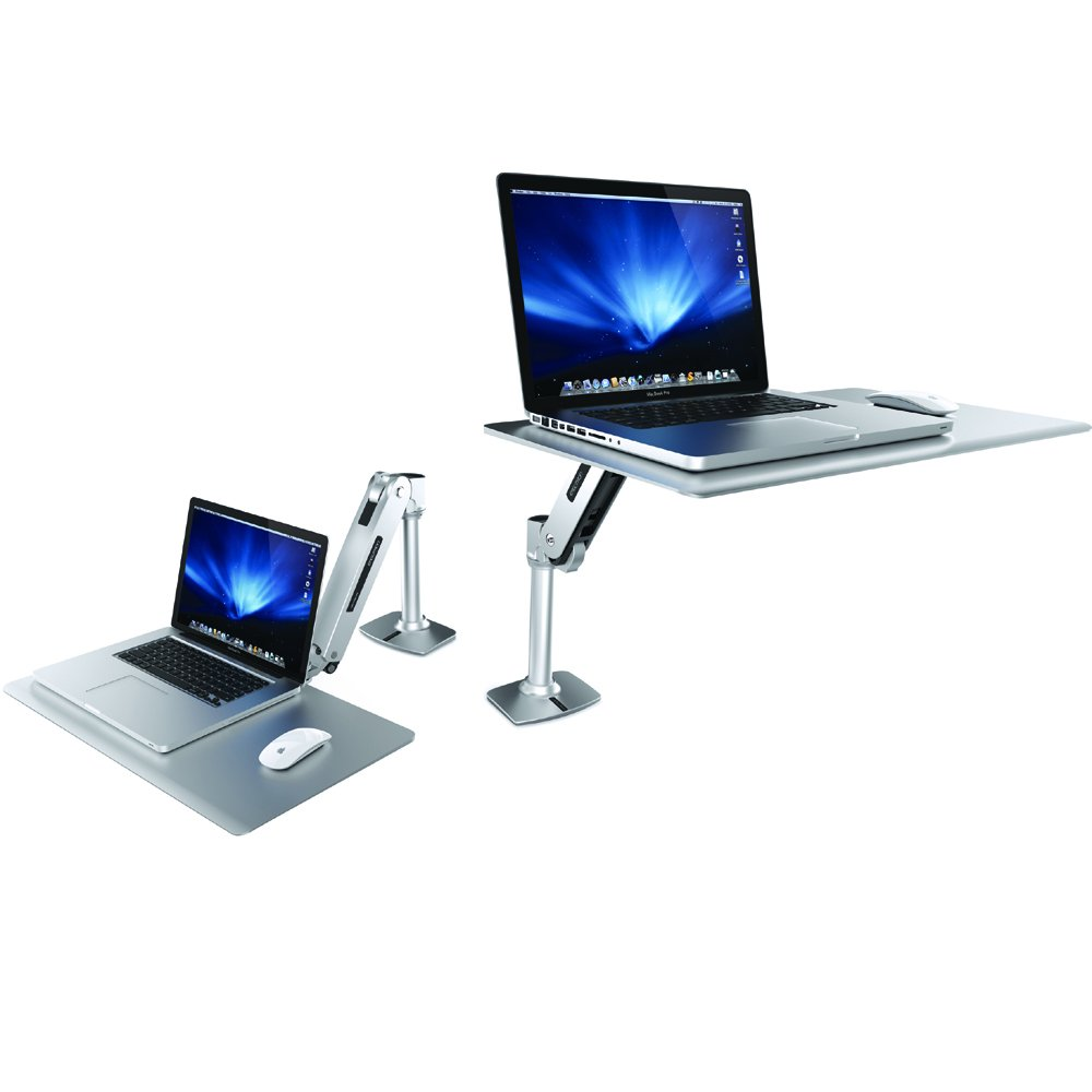 Workstation For Apple Laptops Ergotron 24 408 227 Workfit P