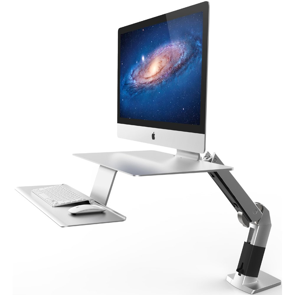 Workstation For Apple Ergotron 24 414 227 Workfit A