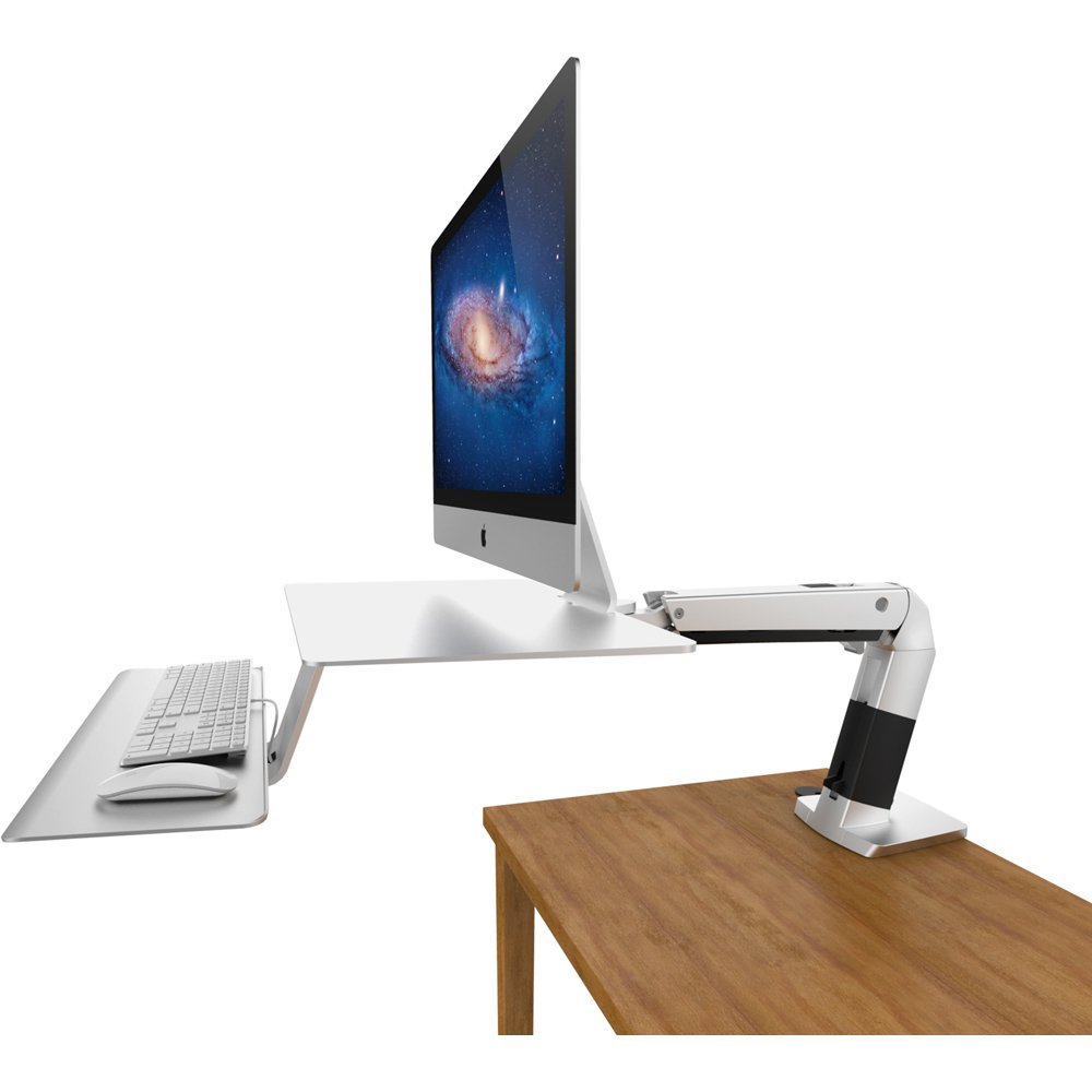 Workstation For Apple Ergotron 24 414 227 Workfit A
