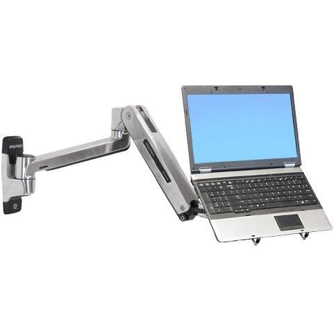Ergotron Lx Sit Stand Laptop Wall Mount Arm