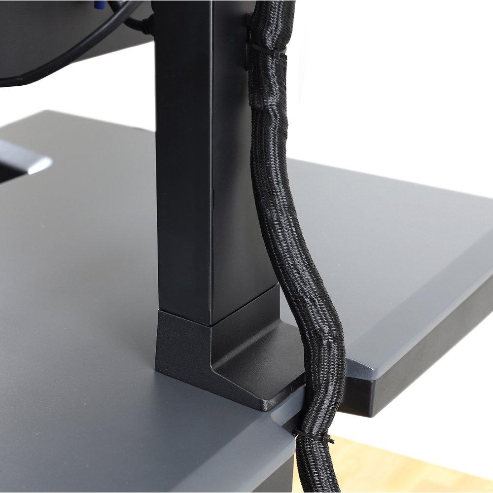 Sit Stand Ergotron 33 397 085 Workfit T Desktop Workstation