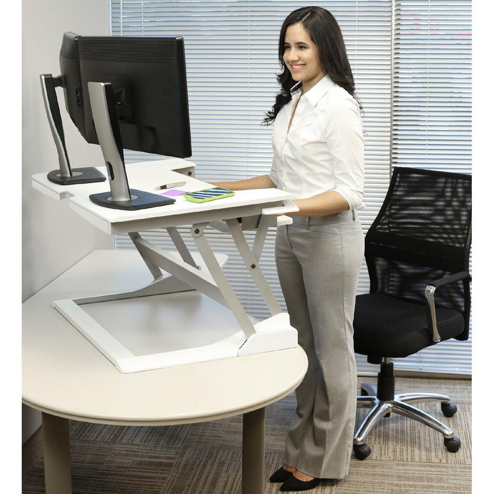 Sit Stand 33 397 062 Ergotron Workfit T Desktop Workstation