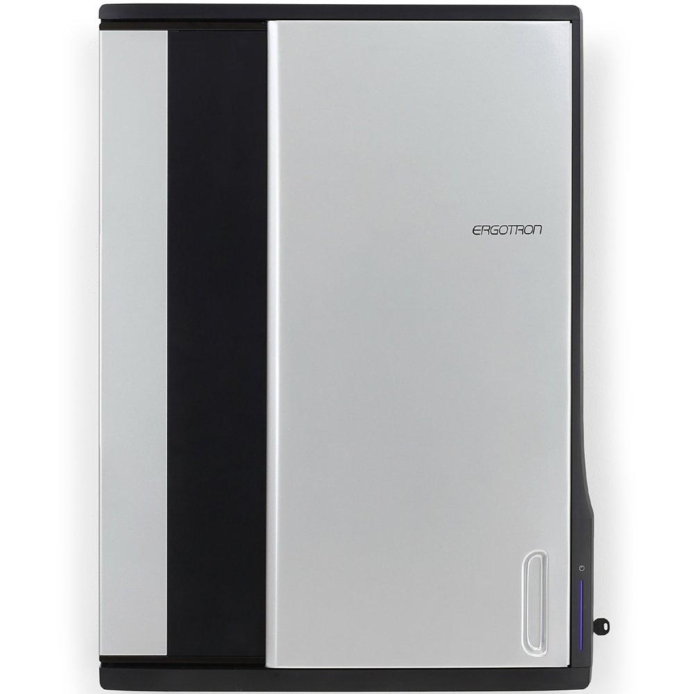 Ergotron Dm12 1006 1 Zip12 Charging Wall Mount Storage Cabinet