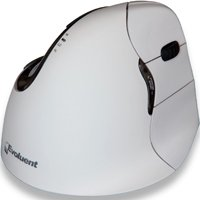Evoluent VM4RB VerticalMouse 4 Right Bluetooth Mouse, Mac only