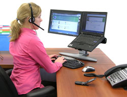 Ergotron Healthcare Back Office Administration