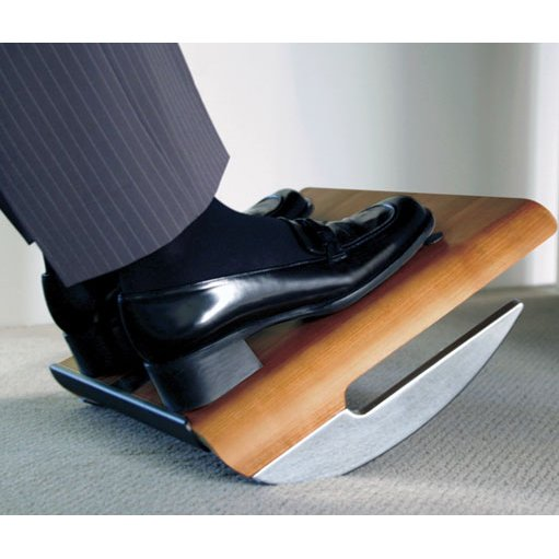humanscale rocking foot machine